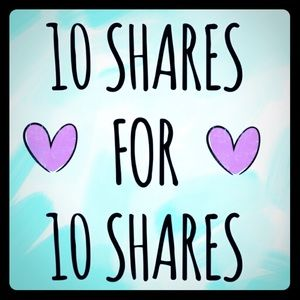 SHARE & I SHARE EQUALLY DIFFERENT TEMS FOR SALE💜